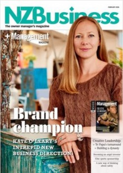 NZBusiness magazine about Spotlight Reporting