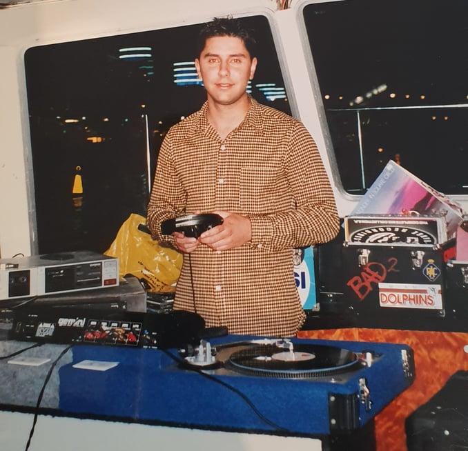 Steve the DJ