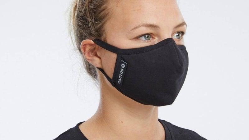 Cactus Face mask