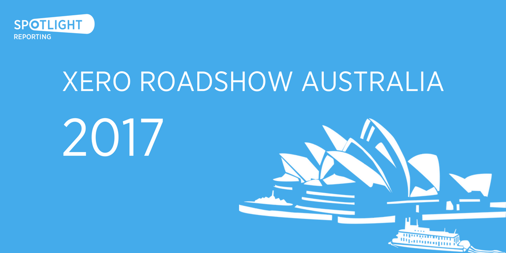 Xero Roadshow Australia 2017 Spotlight Reporting.png